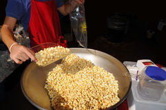 Kettle Corn Royalty Free Stock Image