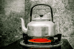 The Kettle Royalty Free Stock Images
