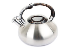 Kettle isolated jn white background Stock Photo