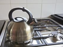 Kettle, Kitchen Stock Image