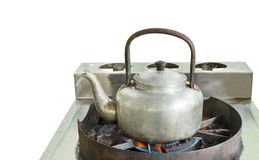 Kettle. Stock Images