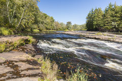 Kettle River Rapids Royalty Free Stock Image