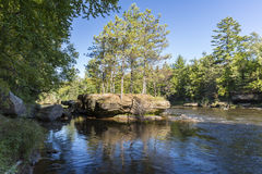 Kettle River Royalty Free Stock Photo