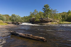 Kettle River Waterfall Stock Photos