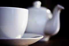 Kettle for tea Stock Photo