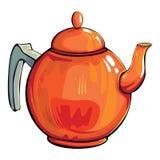 Kettle teapot Stock Photography