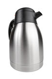 Kettle-Thermos metal Royalty Free Stock Photo