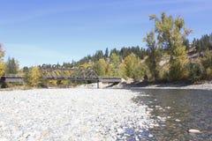 Kettle Valley Railway Bridge Royalty Free Stock Image