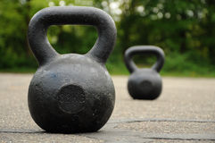 Kettlebell Photo stock