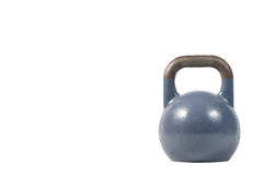 Kettlebell isolated Royalty Free Stock Image