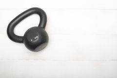 Kettlebell Stock Photography