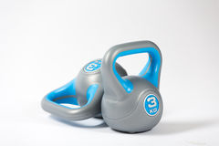 Kettlebell weights Royalty Free Stock Photos