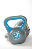 Kettlebell weights Stock Photo