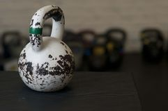 Kettlebell Royalty Free Stock Images