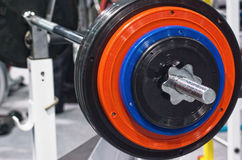 Barbell Royalty Free Stock Images