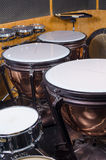 Kettledrums Stock Images
