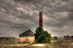 Kettlehouse, Aalsmeer 2 Royalty Free Stock Photos