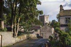 Kettlewell, Yorkshire stock photo