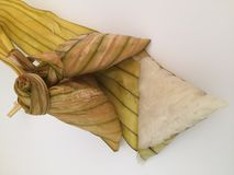 Ketupat, μπουλέττα ρυζιού στοκ εικόνες με δικαίωμα ελεύθερης χρήσης