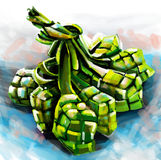 Ketupat Royalty Free Stock Image