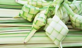 ketupat стоковая фотография rf