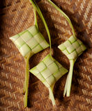 Ketupat Photos stock