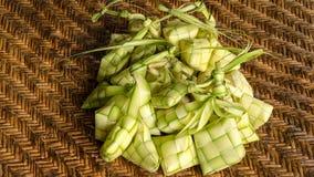 Ketupat Fotografía de archivo libre de regalías