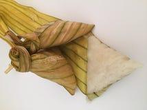 Ketupat, gnocco del riso immagini stock libere da diritti
