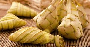 Ketupat ou boulette de riz