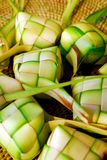 Ketupat Raya Photos stock