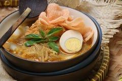 Ketupat Sayur Stock Photography