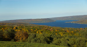 Keuka Lake Landscape Stock Photography