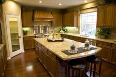 Keuken 2352 royalty-vrije stock fotografie
