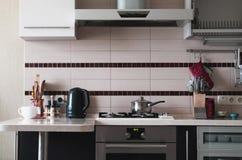 Keuken Stock Foto's