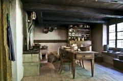Keuken Royalty-vrije Stock Foto's