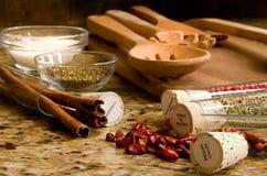 Keuken DE de Provence Royalty-vrije Stock Foto's