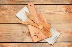 Keuken kokende werktuigen Royalty-vrije Stock Foto's