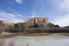 Keuken Mesa New Mexico Royalty-vrije Stock Foto's