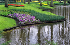 Keukenhof Gardens Stock Images