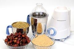 Keukenmachine stock afbeelding