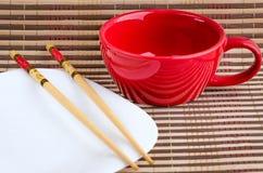Keukentoestellen voor sushi Stock Foto