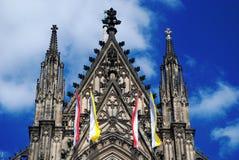 Keulen Cathedral08 Stock Foto