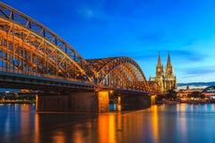 Keulen Duitsland Royalty-vrije Stock Afbeelding