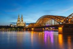 Keulen Duitsland Royalty-vrije Stock Afbeeldingen