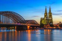 Keulen Duitsland Stock Foto's