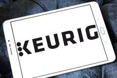 Keurig-Kaffee-Firmenlogo Lizenzfreies Stockfoto