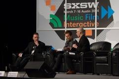 Kevin Bacon em SXSW 2014 fotos de stock