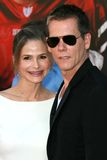 Kevin Bacon, Kyra Sedgwick, The Game Royalty Free Stock Photos