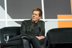 Kevin Bacon at SXSW 2014. Discusses the Six Degrees of Kevin Bacon internet phenomenon Stock Photo