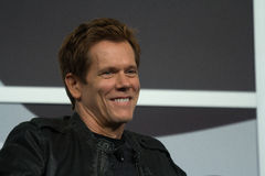 Kevin Bacon at SXSW 2014. Discusses the Six Degrees of Kevin Bacon internet phenomenon Royalty Free Stock Photography